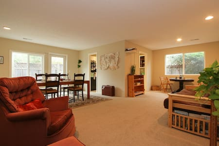 Big room in bike-centric house - Sonoma