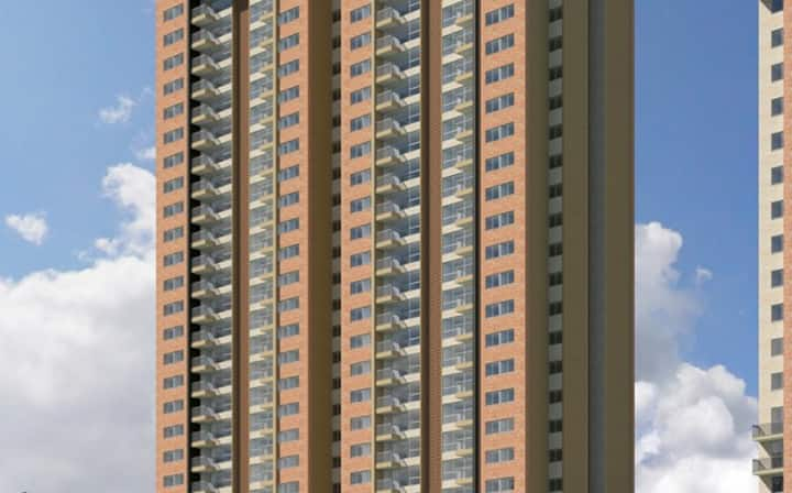 Habitación para 1 o dos personas, amoblada