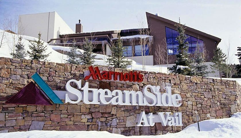 Streamside at Vail Studio - Vail