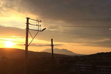 Mükemmel ada manzarası  - Gökçeada - Wohnung