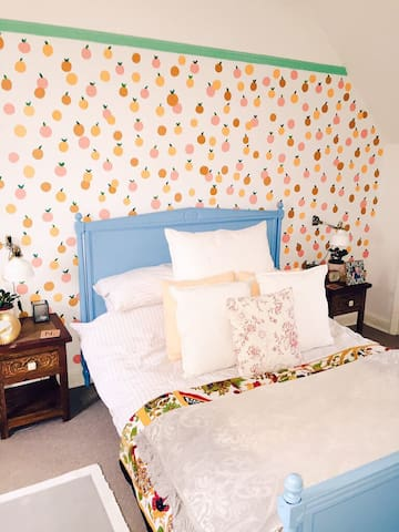 Beautiful Room In Vintage Cottage. - Letchworth Garden City - Casa