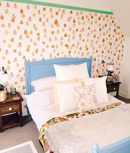 Beautiful Room In Vintage Cottage. - Letchworth Garden City - Hus