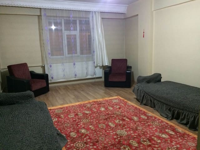 Basic and well located flat in city - Doğubayazıt - Apartemen