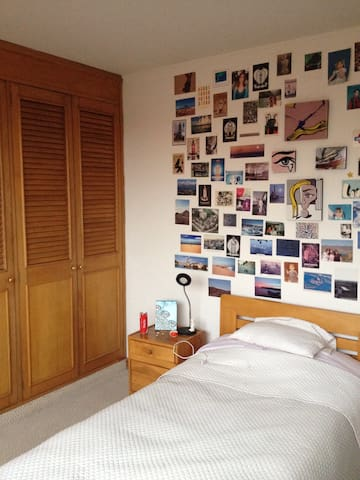 Best single room in town with private bathroom! - Bogotá - Apartment