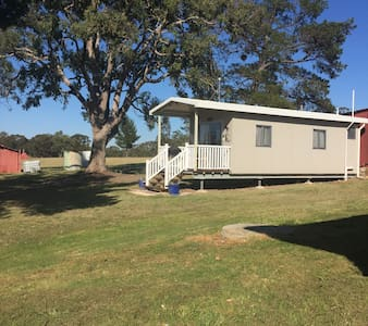 Stanthorpe Country Vineyard Cabin - Glen Aplin - Zomerhuis/Cottage