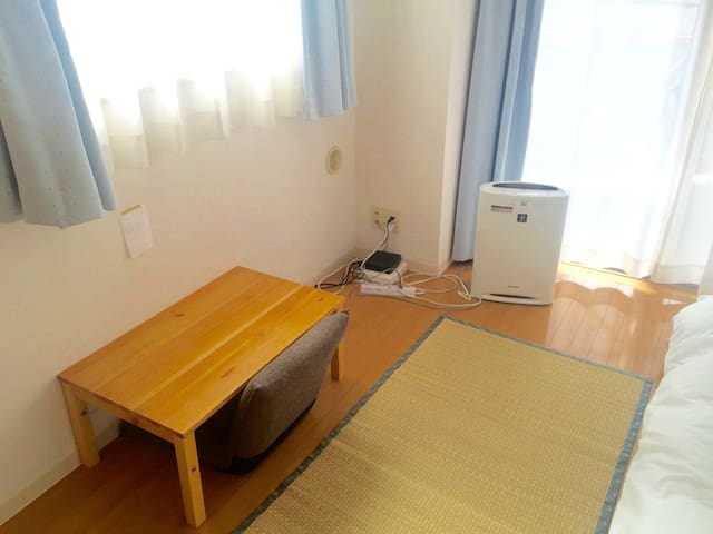 10 min to Shinjuku Simple Room - 渋谷区 - Wohnung