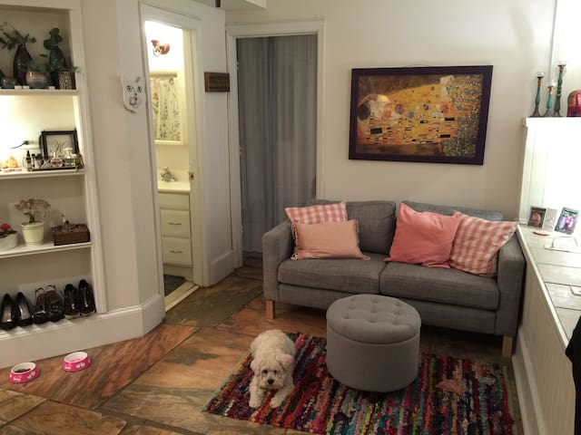 Cute apartment for two