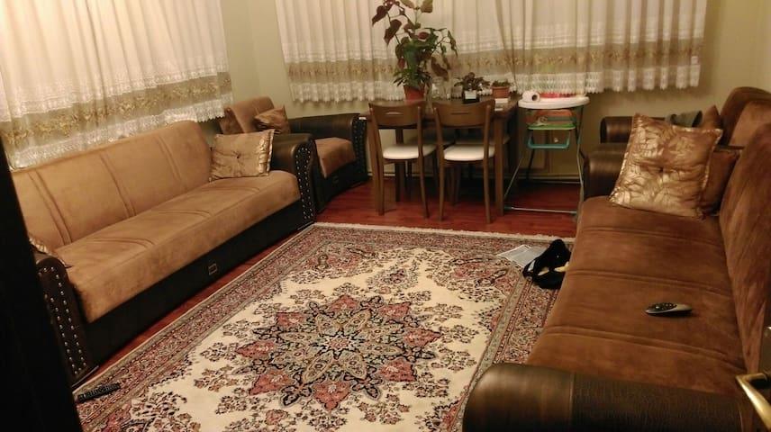 Aile ortamı, family home - merkez - Appartement