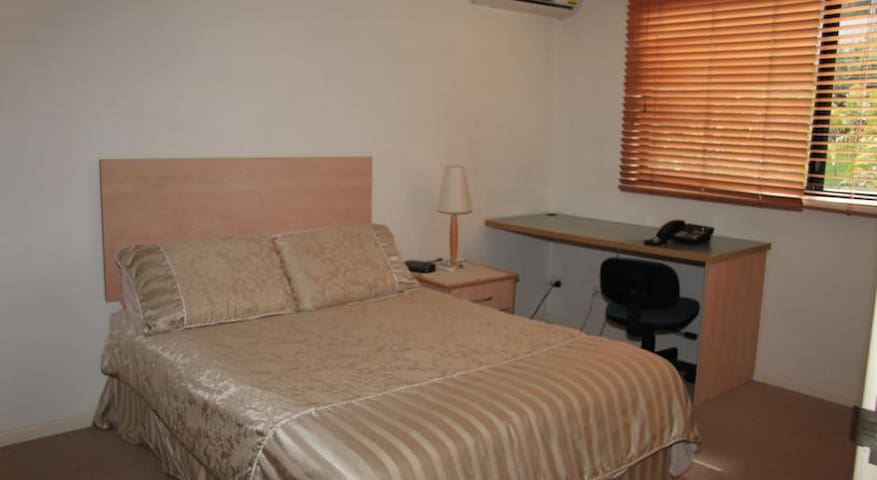 Double room with own en-suite