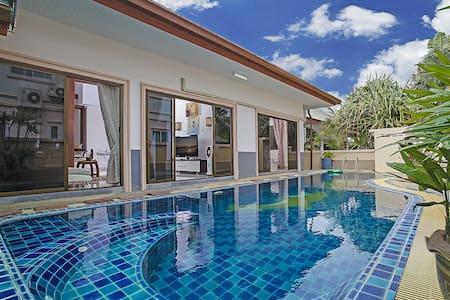 Thammachat P1 Alese Pook Villa - Pattaya