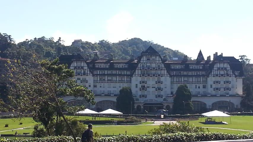 Palácio Quitandinha - Petrópolis - Petrópolis - Wohnung