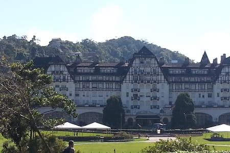 Palácio Quitandinha - Petrópolis - Petrópolis - Apartment