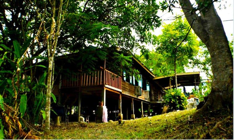 Pogun KKJitilon VillageStay - Penampang