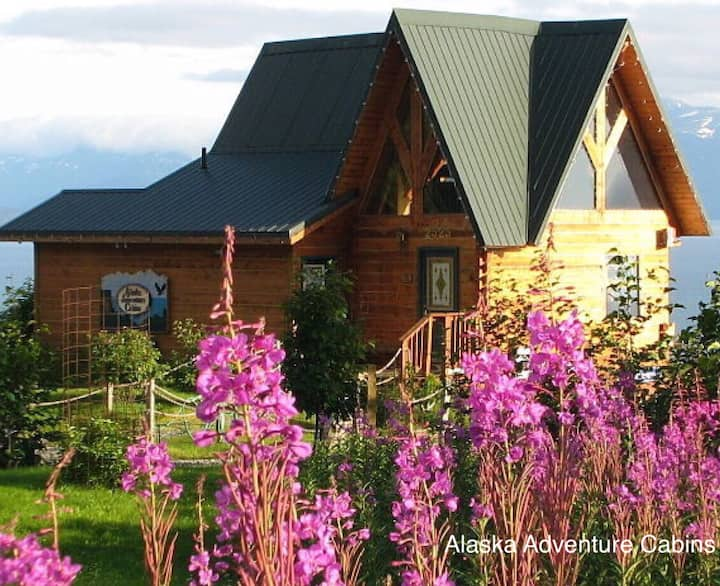 Dovetail - Alaska Adventure Cabins