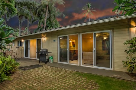Kailua Oahu  Beach Home! Sleeps 9! - Кайлуа
