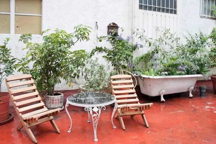 2nd FL Private Condesa - Roma, - เม็กซิโกซิตี้ - บ้าน