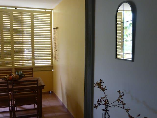 1 bedroom flat Reunion Island