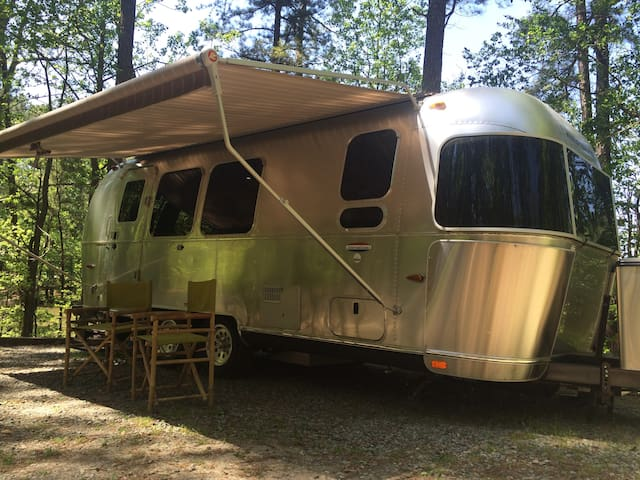 Raleigh Airstream Pop-up Hotel