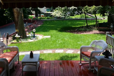 Maria's Garden BnB #2 Close to NYC - West Orange