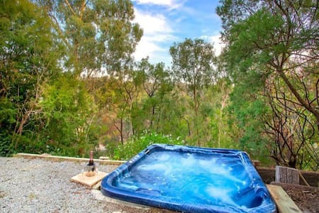 One bedroom bush retreat with spa - North Warrandyte - Casa