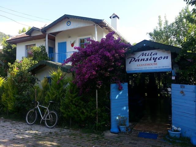 Mila Pansiyon - Ulupınar kemer - Bed & Breakfast
