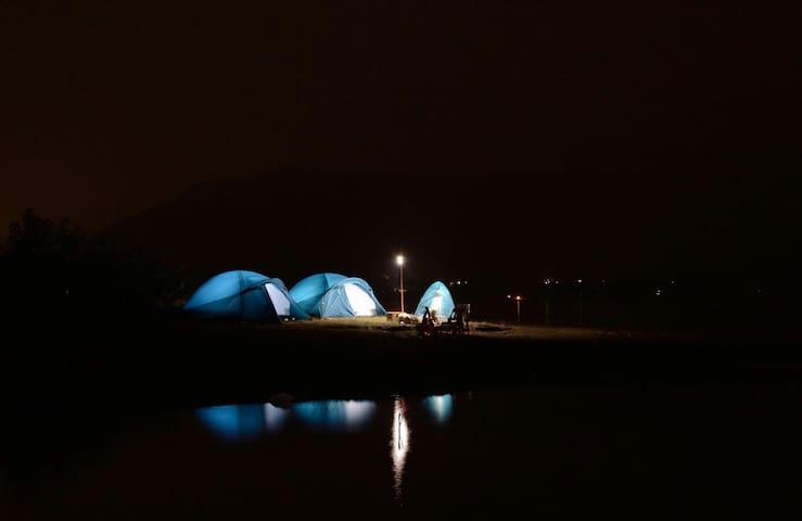 Sahyadri Camping - Wai - Zelt