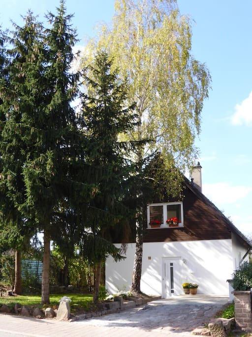 Black Forest Cottage front