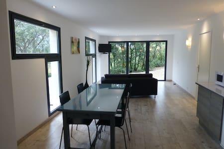APPARTEMENT DS VILLA CONTEMPORAINE - Roche-Saint-Secret-Béconne - Apartamento