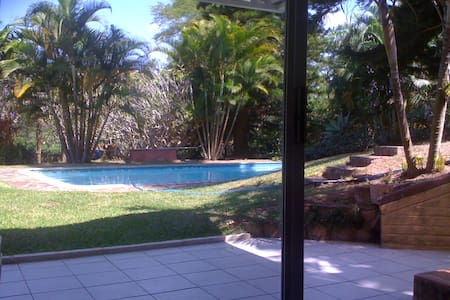 Can use the pool,it is safe,homely. - Westville