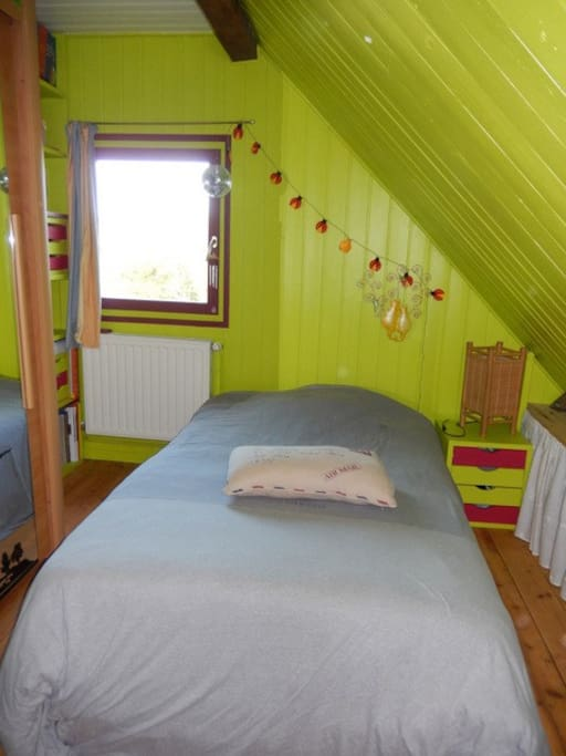 Chambre chez l 39 habitant houses for rent in feneu pays - Chambre chez l habitant angers ...