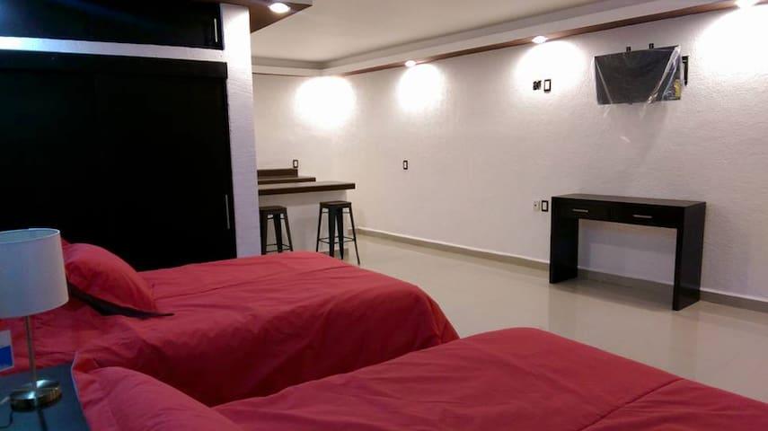 Apartment next to Industrial Port - Ciudad del Carmen - 公寓