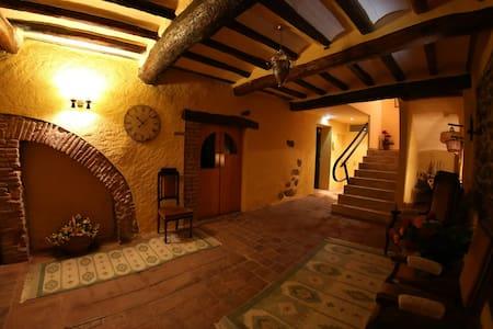 Casa Rural La Tartrana d Cal Munter - Vilaplana - Rumah