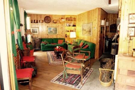 Delizioso appartamento su due piani - Madesimo