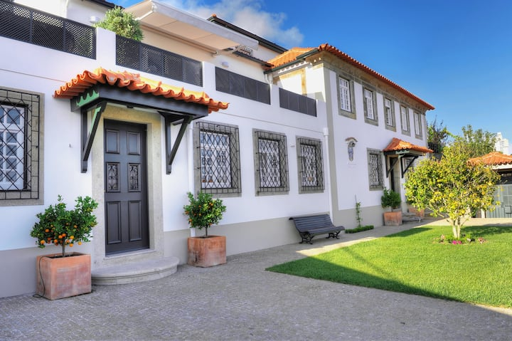 Lodge em Jardim Panorâmico - Porto