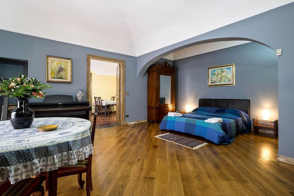 Palazzo lincoln suite appartamenti in affitto a palermo for Appartamenti arredati in affitto a palermo