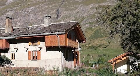Grange des Bouraches Partie basse, 5 places (50m2)