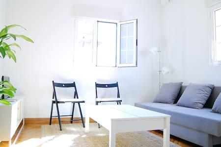 Renewed flat city centre - CHUECA