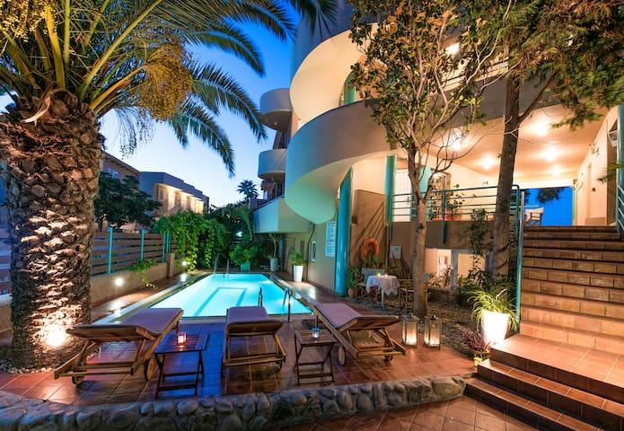 Seafalios Apartment - La Canée - Bed & Breakfast