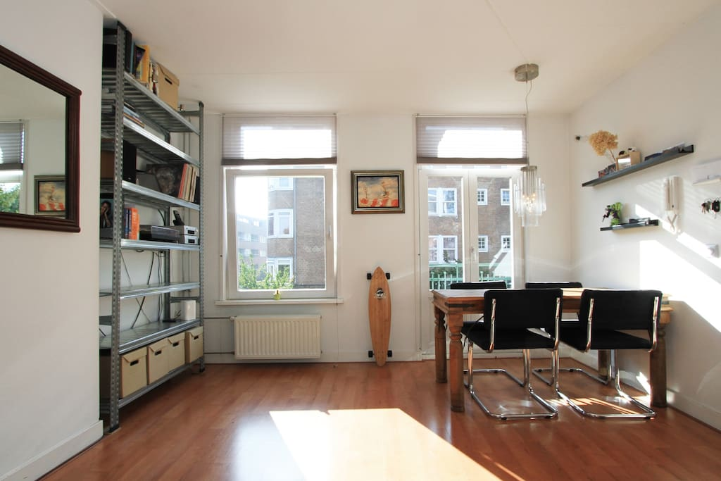 spacious one bedroom apartment apartments for rent in amsterdam noord holland netherlands