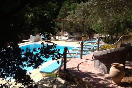Villa Storeali - near Askos - Zakinthos