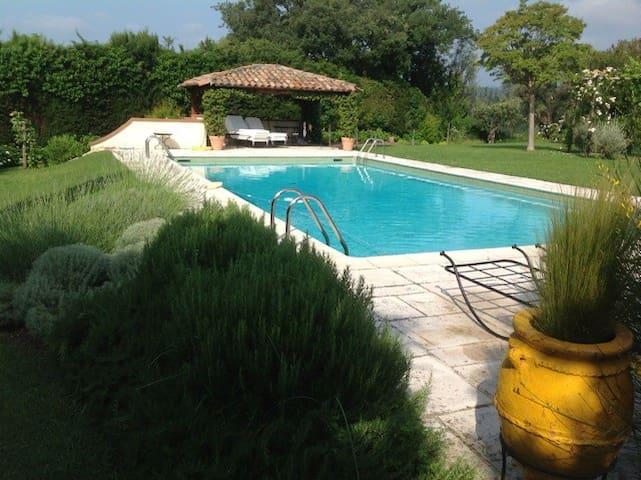 Villa con Piscina Saint-Paul - Saint Paul de Vence - Villa