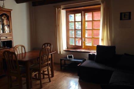 Apartamento en Tredòs, 1,5 kms de Baqueira - Tredòs - Apartment