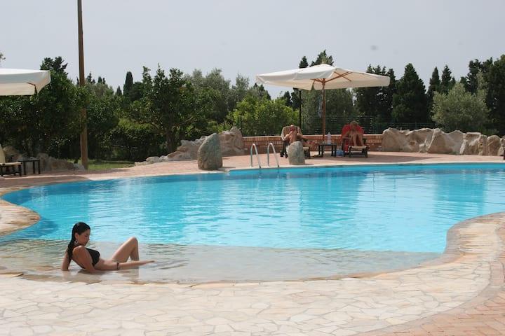 Residenza La Vigna-Dependance 2 pax