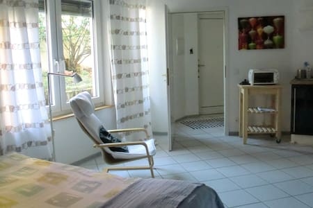 Walldorf/Zentrum - zu Fuß zu SAP! - Walldorf - Apartament