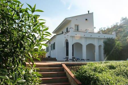 Prachtige vrijstaande villa - Álora