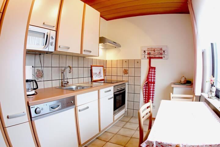 Fereinwohnung-Wiedtal - Roßbach - Apartamento