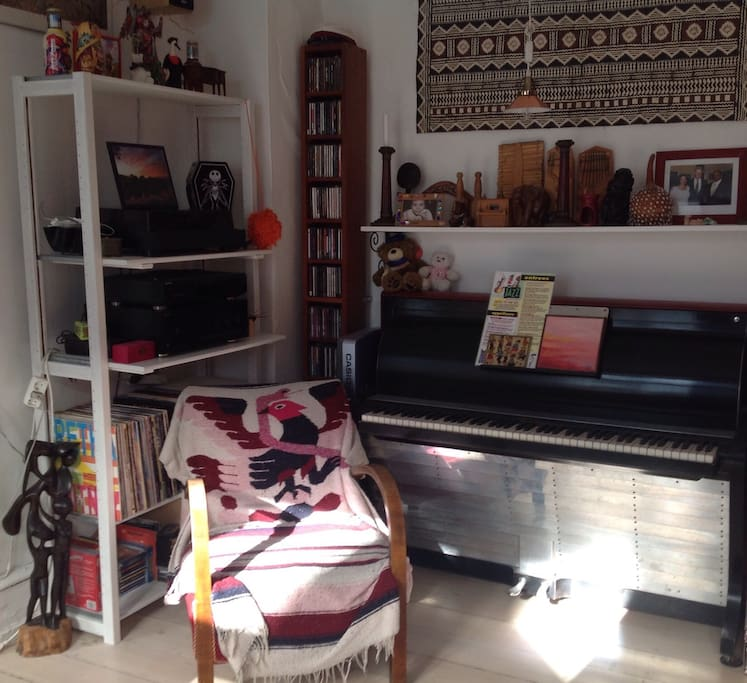 Piano Book Cover Living Rooms