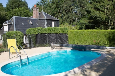 Alabambouseraie charming property - Piencourt