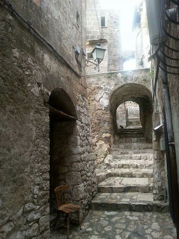 Casa in antico borgo medievale