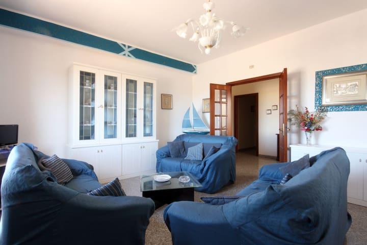 Affascinante appartamento zona mare - Petrosino